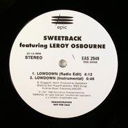 "Sweetback, Lowdown (12"")"