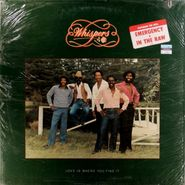 The Whispers, Love Is Where You Find It (LP)