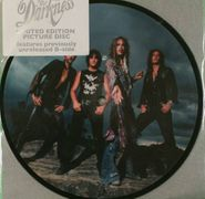 """The Darkness, Love Is Only A Feeling [Import, Picture Disc] (7"""")"""