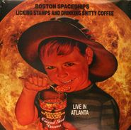Boston Spaceships, Licking Stamps And Drinking Shitty Coffee: Live In Atlanta [Limited Edition, Colored Vinyl] (LP)