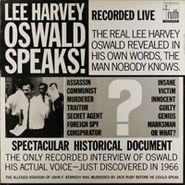 NOVELTY, Lee Harvey Oswald Speaks!
