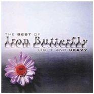 Iron Butterfly, Light & Heavy-Best Of Iron Butterfly (CD)