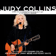 Judy Collins, Live At The Metropolitan Museum Of Art At The Temple Of Dendur (CD)