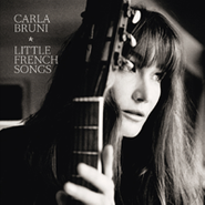 Carla Bruni, Little French Songs (CD)