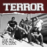 Terror, Live By The Code (CD)
