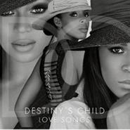 Destiny's Child, Love Songs (CD)
