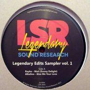 "Various Artists, Legendary Edits Sampler Vol. 1 (12"")"