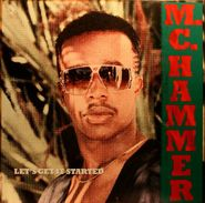 MC Hammer, Let's Get It Started (LP)