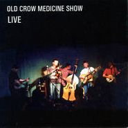 Old Crow Medicine Show, Live (CD)
