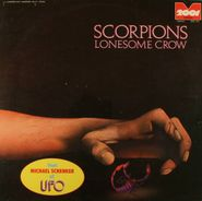 Scorpions, Lonesome Crow [Autographed, Import] (LP)