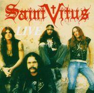 Saint Vitus, Live (CD)
