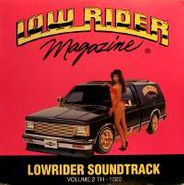 Various Artists, Lowrider Soundtrack Vol. 2 (LP)
