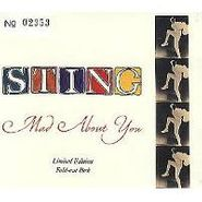 Sting, Mad About You (CD)