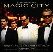 Danielle Luppi, Magic City [Score] (CD)