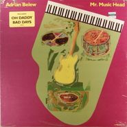 Adrian Belew, Mr. Music Head (LP)