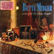 Bette Midler, Mud Will Be Flung Tonight! (LP)