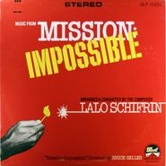 Lalo Schifrin, Music From Mission: Impossible [Score] (LP)