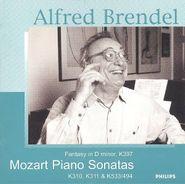 Wolfgang Amadeus Mozart, Mozart: Piano Sonatas K 310, 311, 533, Fantasia K 397 (CD)