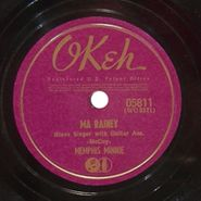 Memphis Minnie, Ma Rainey / Finger Print Blues