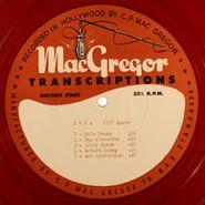 Various Artists, MacGregor Transcriptions: YMCA - 1957 Spots