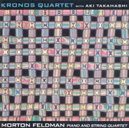 Kronos Quartet, Morton Feldman: Piano And String Quartet (CD)