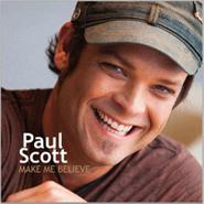 Paul Scott, Make Me Believe (CD)