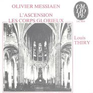 Olivier Messiaen, Messiaen: L'Ascension  / Les Corps Glorieux [Import] (CD)