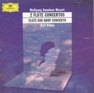Wolfgang Amadeus Mozart, Mozart: 2 Flute Concertos / Flute and Harp Concerto (CD)