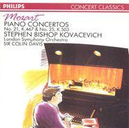 Wolfgang Amadeus Mozart, Mozart: Piano Concertos No. 21, K.467 & No. 25, K.503 (CD)
