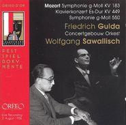 Royal Concertgebouw Orchestra, Mozart: Symphonie No. 25 & 40 [Import] (CD)