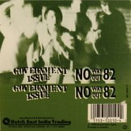 Government Issue, No Way Out 82 (Cassette)