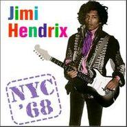 Jimi Hendrix, NYC '68 (CD)