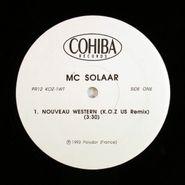 "MC Solaar, Nouveau Western (12"")"