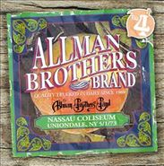The Allman Brothers Band, Nassau Coliseum, Uniondale, NY 5/1/73 (CD)
