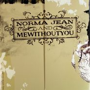"""Norma Jean, Norma Jean / mewithoutYou [White Vinyl] (7"""")"""