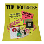 Sex Pistols, Never Mind The Bollocks Here's The Sex Pistols [Box Set] (CD)