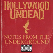 Hollywood Undead, Notes From The Underground (CD)