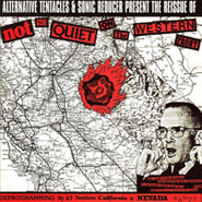 Various Artists, Not So Quiet On The Western Front (LP)
