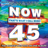 Various Artists, Now That's What I Call Music Vol. 45 (CD)