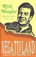 Negativland, Over the Edge, Vol. 4: Dick Vaughn's Moribund Music (Cassette)