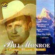 Bill Monroe, Orange Blossom Special (CD)