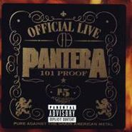 Pantera, Official Live: 101 Proof (CD)