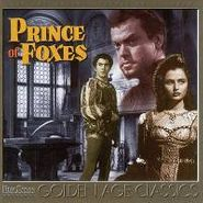 Alfred Newman, Prince of Foxes [Score] (CD)