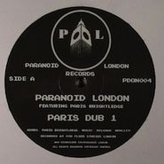 "Paranoid London, Paris Dub 1 (12"")"