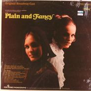 Various Artists, Plain And Fancy [Original Broadway Cast] (LP)