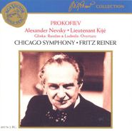 Sergei Prokofiev, Prokofiev: Alexander Nevsky / Lieutenant Kijé / Glinka: Russlan and Ludmila (CD)