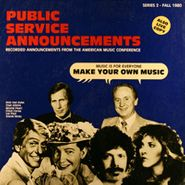 NOVELTY, Public Service Announcements - Series 2 (Fall 1980)