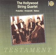 Sergei Prokofiev, Prokofiev / Hindemith / Walton: String Quartets [Import] (CD)