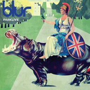 Blur, Parklive:  Live In Hyde Park 12th August 2012 (CD)