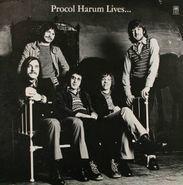 Procol Harum, Procol Harum Lives (LP)